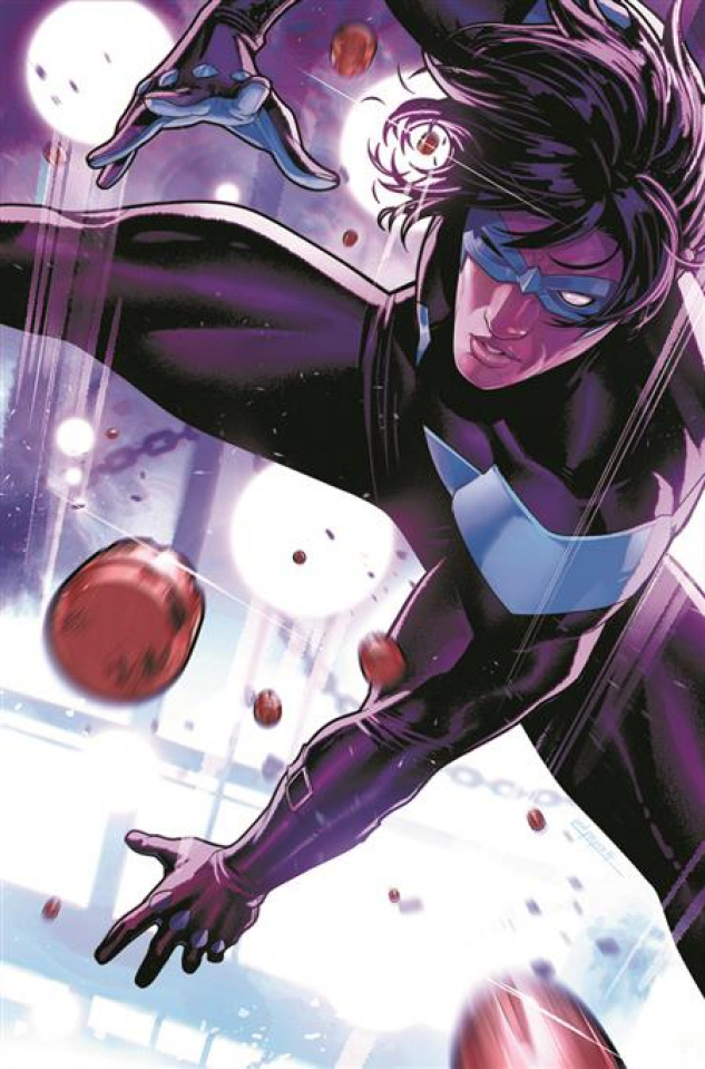 Nightwing #84 (Jamal Campbell Card Stock Cover)