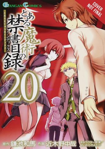 A Certain Magical Index Vol. 20