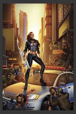 Hellchild: The Unholy #3 (Silva Cover)