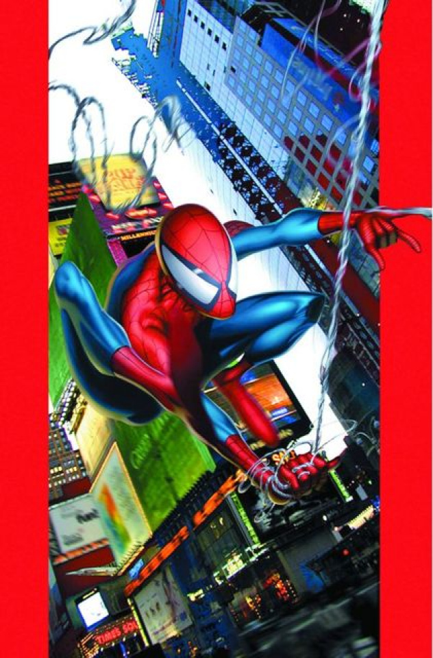 Ultimate Spider-Man #1 (Marvel's Greatest Comics)