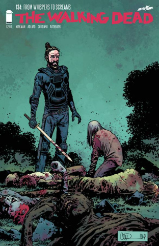 The Walking Dead #134