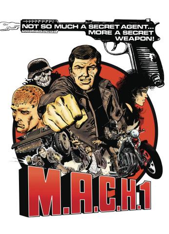 M.A.C.H. 1: The John Probe Mission Files Vol. 1