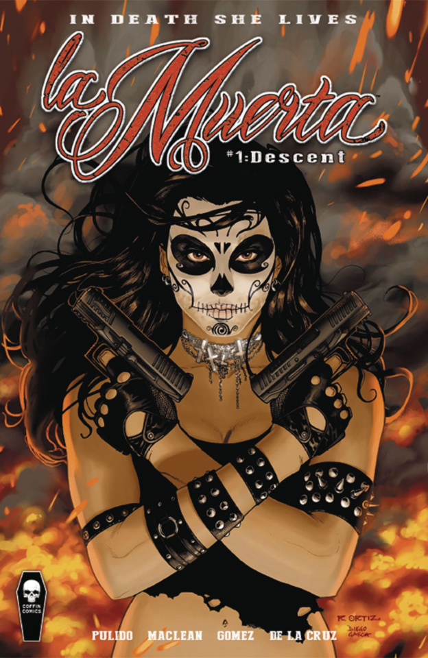 La Muerta: Descent #1 (Softcover Edition)