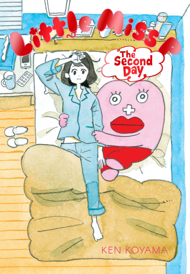 Little Miss P Vol. 2: The Second Day