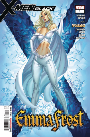 X-Men: Black - Emma Frost #1