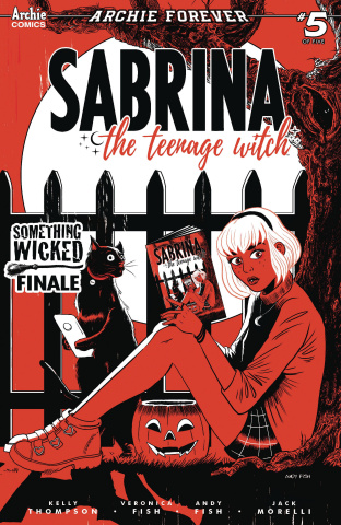 Sabrina: Something Wicked #5 (Andy Fish Cover)