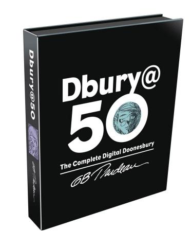 Dbury @ 50: The Complete Digital Doonesbury