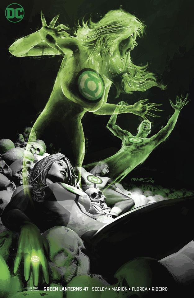 Green Lanterns #47 (Variant Cover)