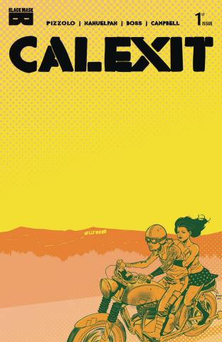 Calexit #1 (4th Printing)