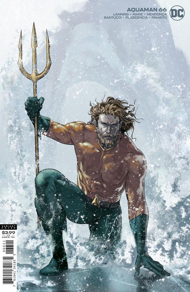 Aquaman #66 (Dima Ivanov Cover)