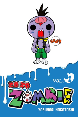 Zo Zo Zombie-Kun (Halloween ComicFest 2018)