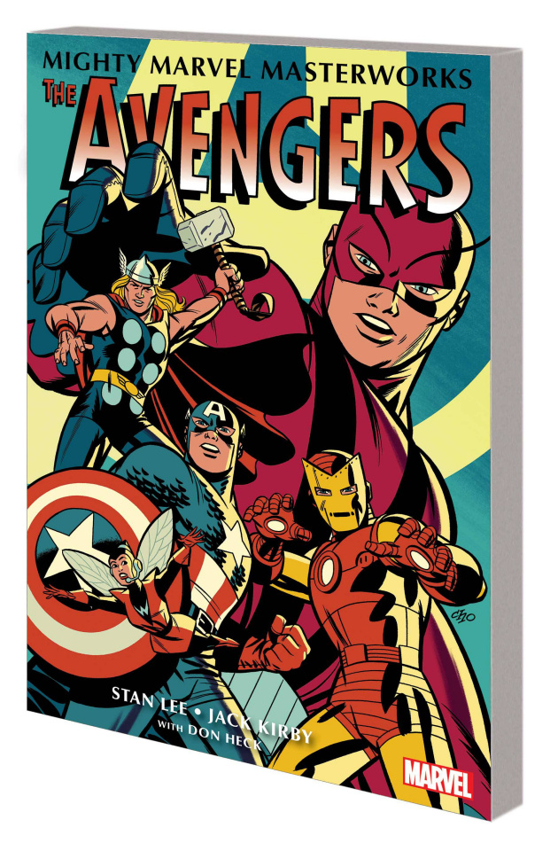 Avengers: The Coming of the Avengers Vol. 1 (Cho Cover)