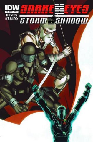 Snake Eyes #16