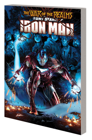 Tony Stark: Iron Man Vol. 3: The War of the Realms