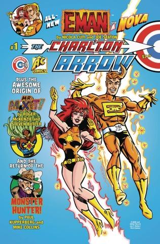 The Charlton Arrow #1