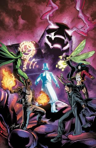 Suicide Squad: The Black Files #5