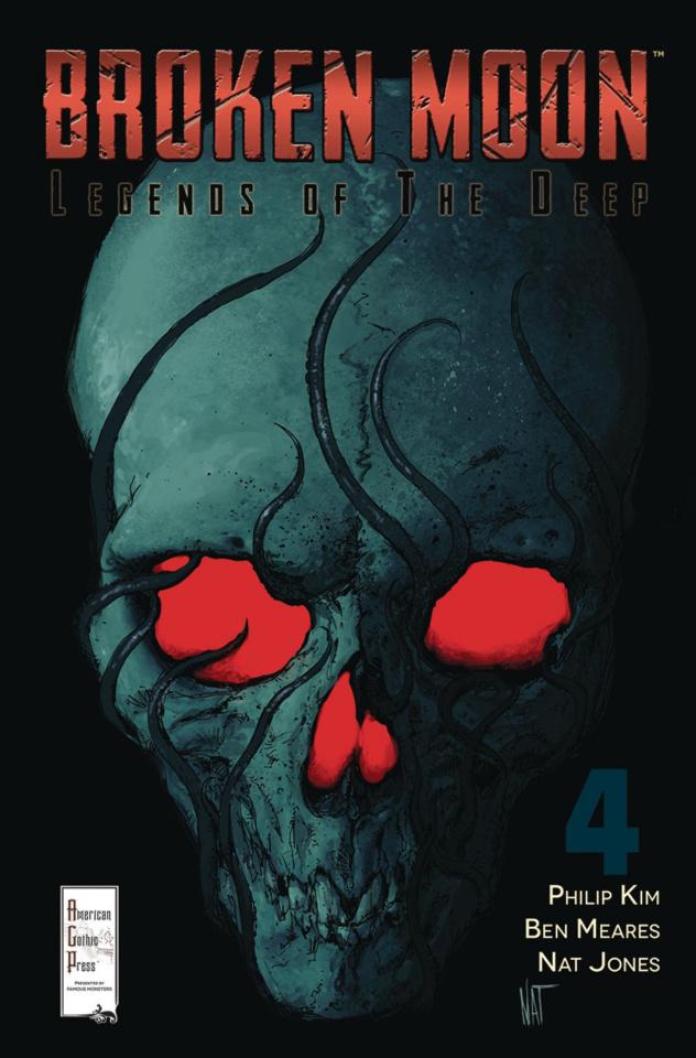 Broken Moon: Legends of the Deep #4