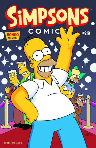 Simpsons Comics #219