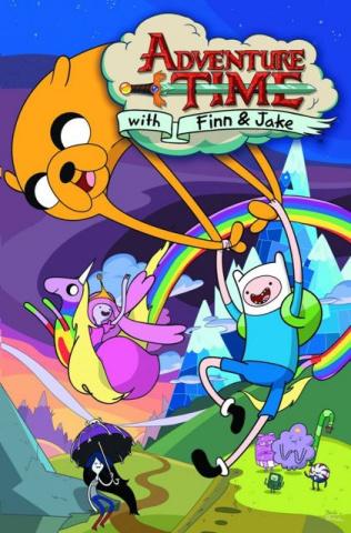 Adventure Time Mini Comic Bundle 2012