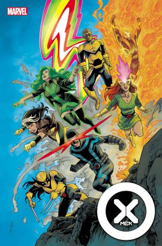 X-Men #4 (Shalvey Cover)