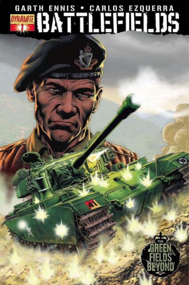 Battlefields: The Green Fields Beyond #1