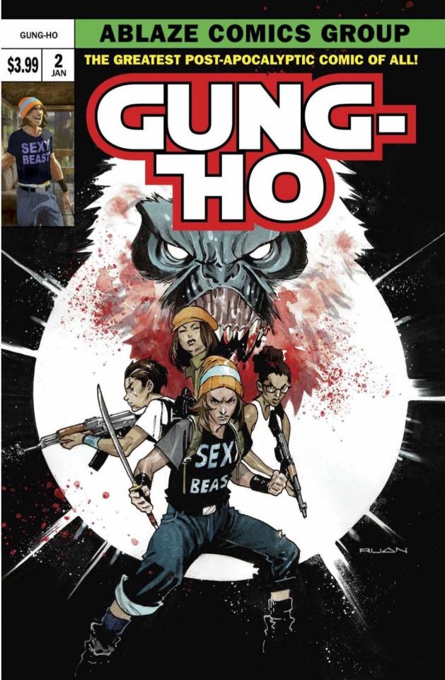 Gung Ho #2 (Ruan Cover)