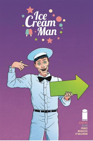 Ice Cream Man #13 (Morazzo & O'Halloran Cover)