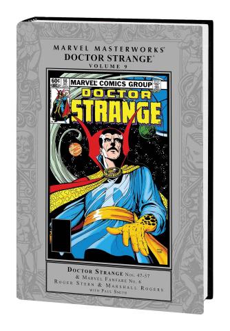 Doctor Strange Vol. 9 (Marvel Masterworks)