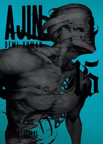 Ajin Vol. 15