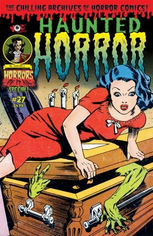 Haunted Horror #27