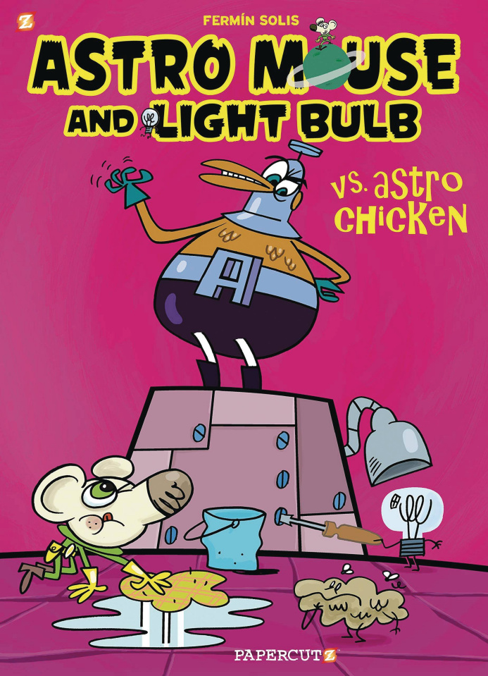Astro Mouse and Light Bulb Vol. 1: Vs. Astro Chicken