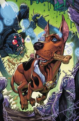 Scooby: Apocalypse #3