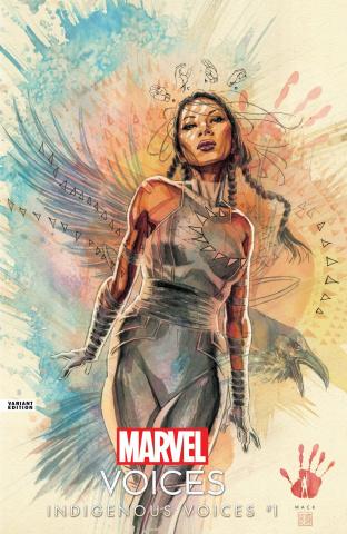 Marvel's Voices: Indigenous Voices #1 (Mack Cover)