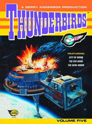 Thunderbirds Vol. 5