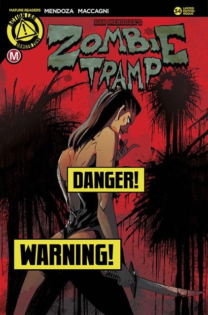 Zombie Tramp #34 (Maccagni Risque Cover)