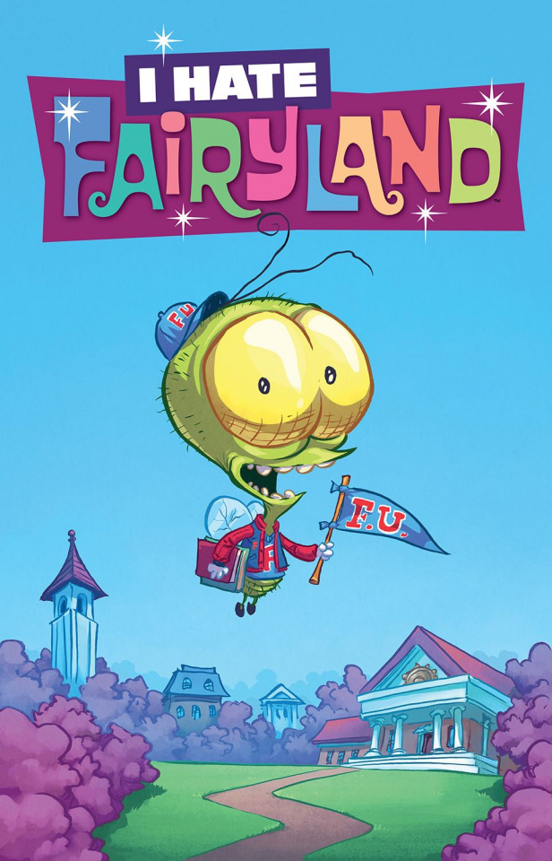 I Hate Fairyland #13 (Young Cover)