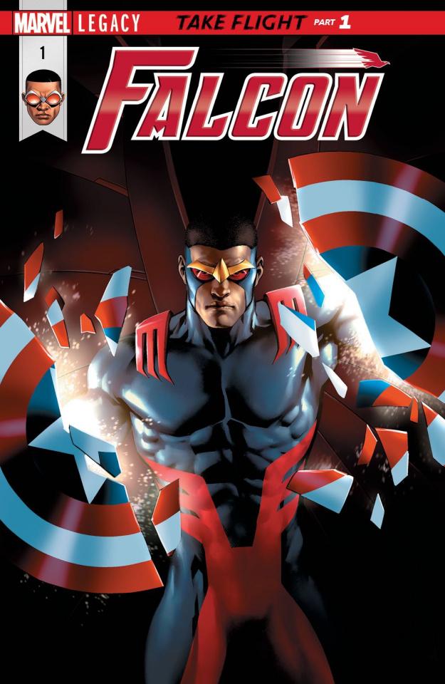 The Falcon #1: Legacy