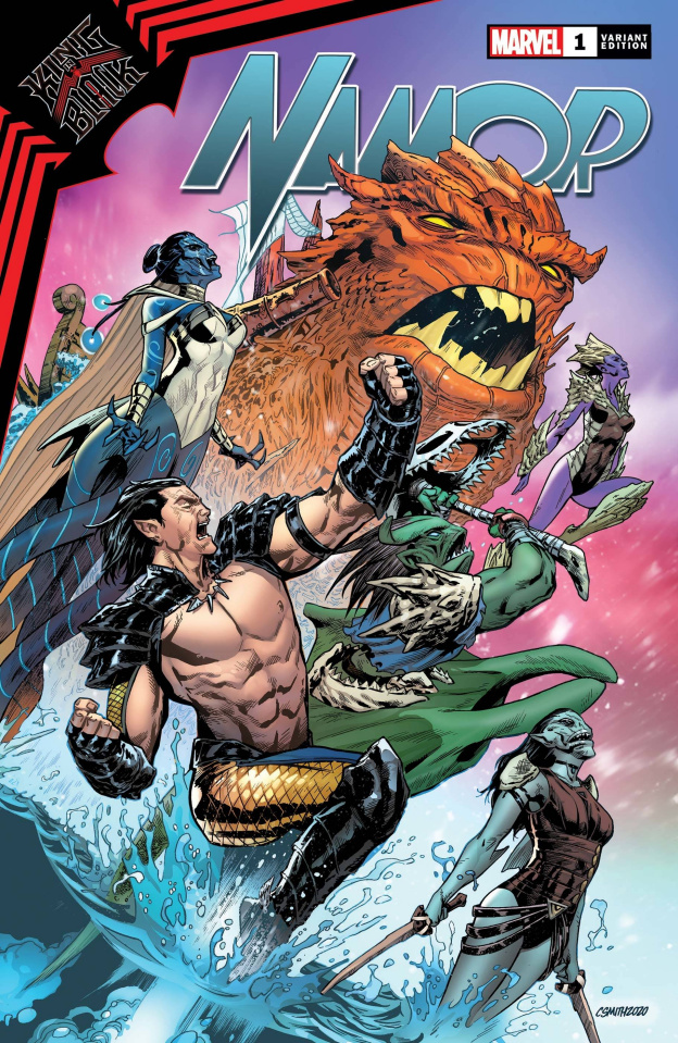 King in Black: Namor #1 (Smith Cover)