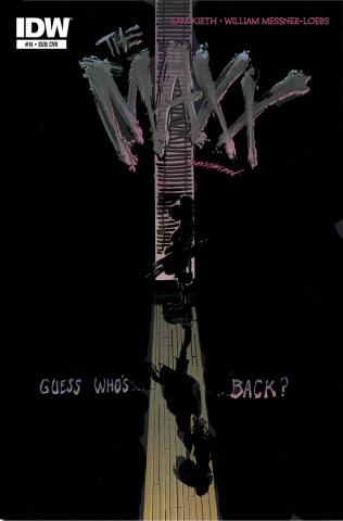 The Maxx: Maxximized #14 (Subscription Cover)