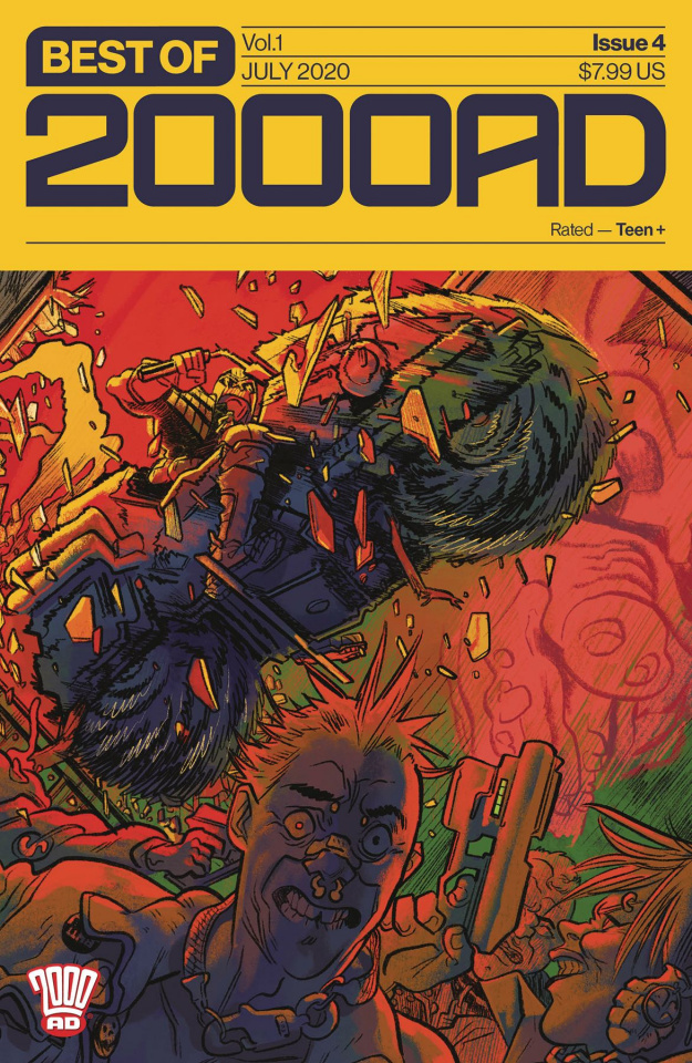 Best of 2000 AD #4
