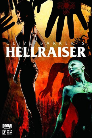Hellraiser #7