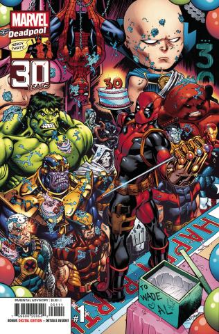 Deadpool: Nerdy 30 #1
