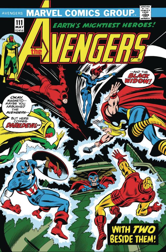 Black Widow & The Avengers #1 (True Believers)