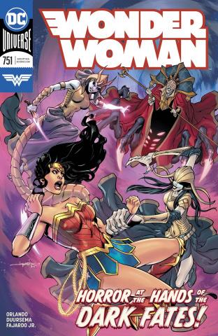 Wonder Woman #85
