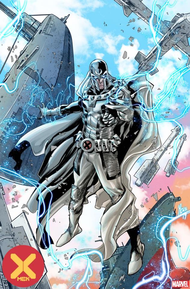 X-Men #1 (Checchetto Young Guns Cover)