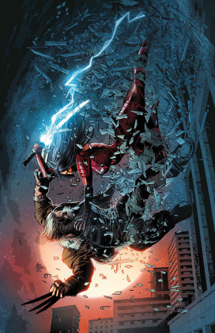 Old Man Logan #33