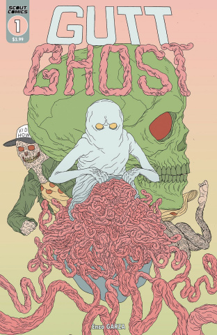 Gutt Ghost: Till We Meet Again #1 (2nd Printing)