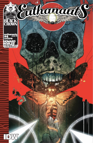 Euthanauts #4 (10 Copy Robles Cover)