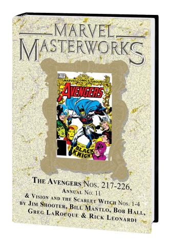 Avengers Vol. 21 (Marvel Masterworks)