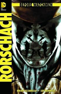 Before Watchmen: Rorschach #1